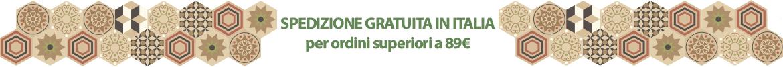 banner spedizione gratuita