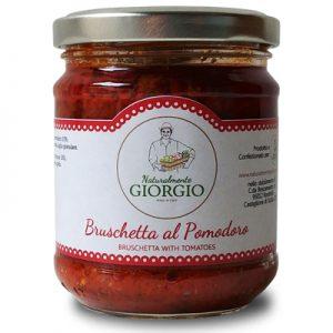Bruschetta Pomodoro